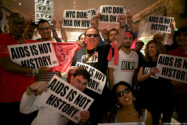NYPL Demo ACTUP GroupX633
