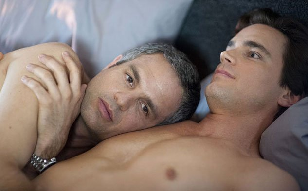 The Normal Heart Mark Ruffalo Matt Bomer