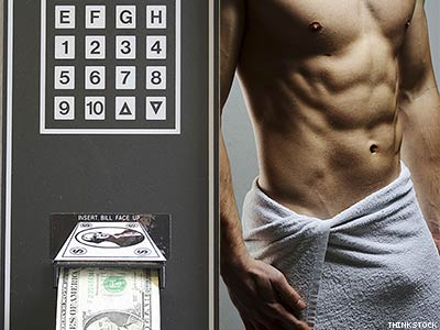 The New Bathhouse Vending Machines That Offer Free At-Home HIV Tests