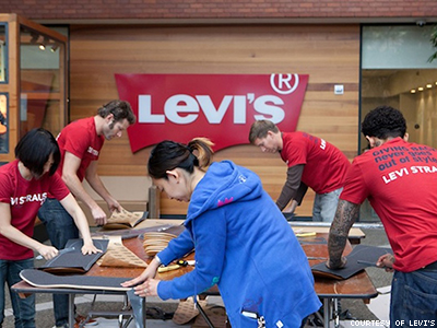 Here's Why Levi Strauss and Co. May Just Be the Best Place in America to Work if You're HIV-Positive