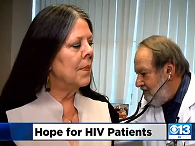 Does a 61-year-old California Woman Hold the Key to an HIV Cure?