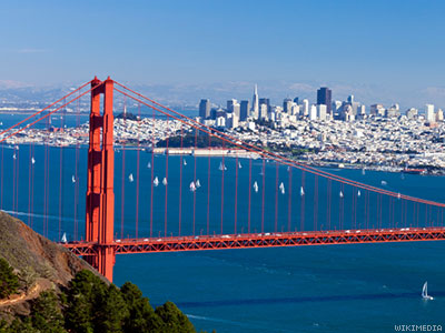 San Francisco Sees Drop in HIV Cases and Death Rates