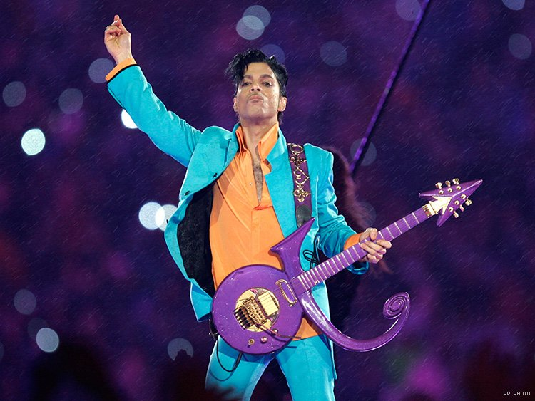 Prince died of an opioid overdose