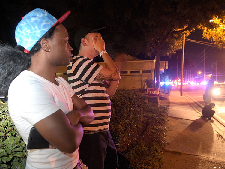 At Least 50 Dead in 'Mass Shooting' at Florida Gay Club