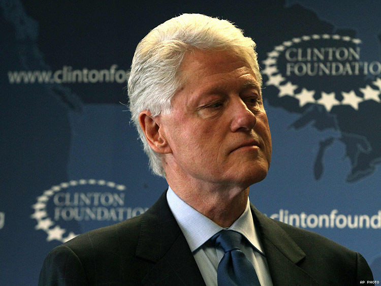 If the Clinton Foundation Closes, People Will Die