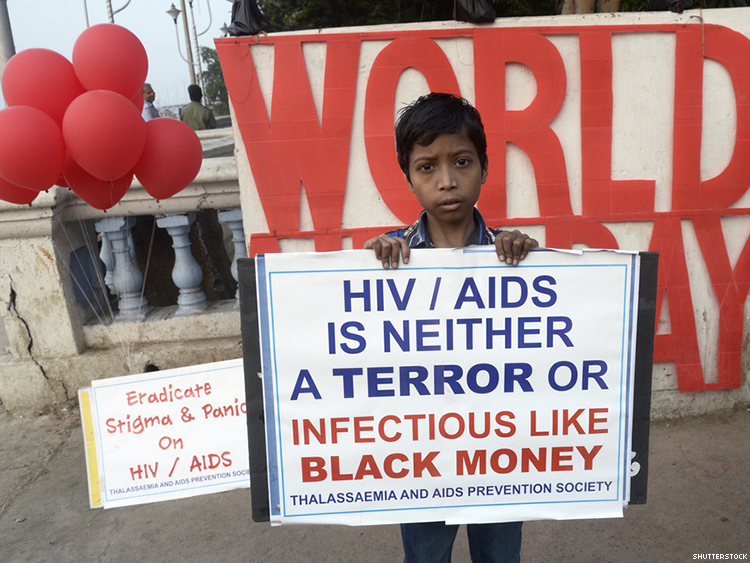 India Has Made it Illegal to Discriminate Against People With HIV