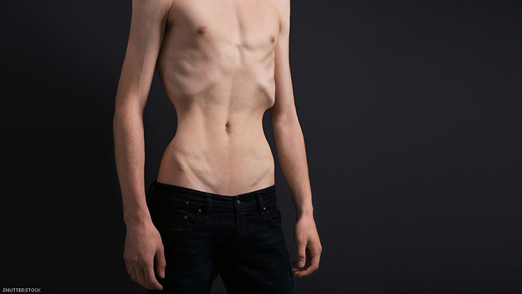 Body Image in the Gay Community