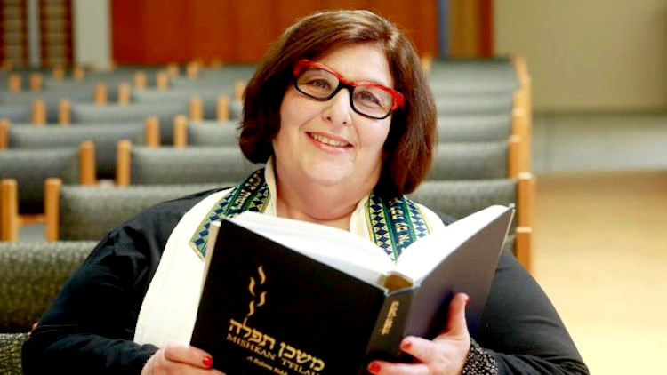 rabbi denise eger