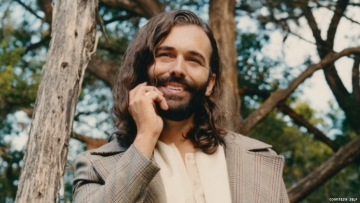 Jonathan Van Ness in Self Magazine
