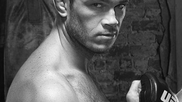 Ultimate Fighting Champion Forrest Griffin's New Campaign to Stop HIV