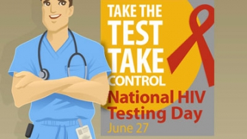 100 Tests in 12 Hours in Texas, And Other National HIV Test Day Events in U.S.