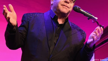 Elton John Sticks it to Russia's Antigay Law in Front of Thousands