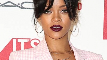 Rihanna Says She Became an Activist Because the Number of Teens With HIV Was 'Shocking'