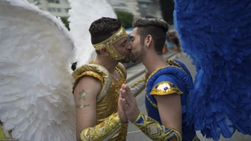 STUDY: Bisexuality Is on the Rise