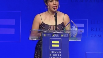 America Ferrera, Katy Perry Wow the Crowd at HRC Gala