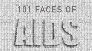 101 FACES OF AIDS