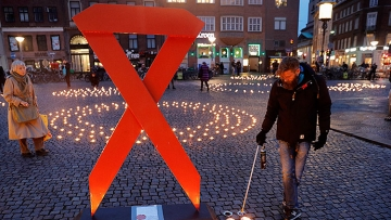 World AIDS Day in Photos