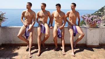7 Pics of the Warwick Rowers Back in the Buff