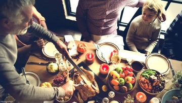 Channel Your Thanksgiving Anxiety Into Self-Love