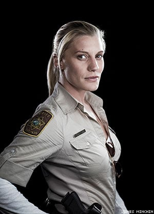 L2 Katee Sackhoff  James Minchin