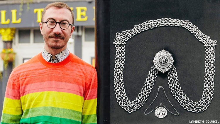 Philip Normal Is the UK's First Mayor Living Openly With HIV
