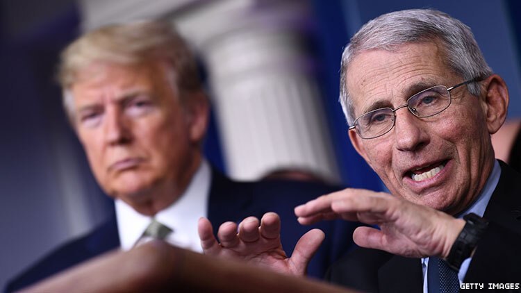 Emergency Approval of COVID-19 Treatment Touted by Fauci, Trump