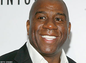 Will Magic Johnson Buy the L.A. Dodgers?