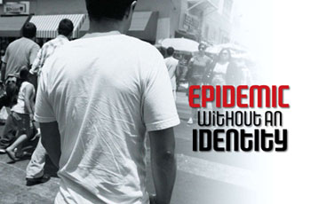 Epidemic Without an Identity