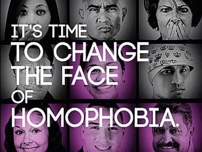 Fight Homophobia and Stop HIV?