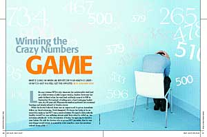 Winning the Crazy Numbers Game