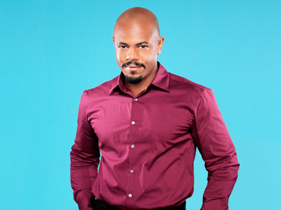 Officer & A Gentleman: Rockmond Dunbar