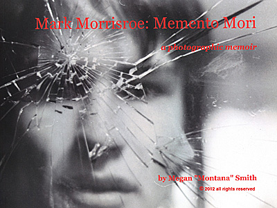 Morrisroe Book to Benefit Visual AIDS