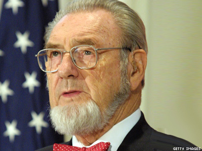 Former Surgeon General, Early AIDS Warrior C. Everett Koop Dead at 96