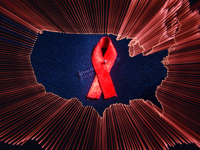 For First Time Ever, HIV Cases Reported in Every State in U.S.