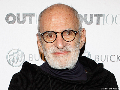 Activist and Playwright Larry Kramer Surprises in Parade Magazine