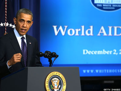President Obama Pledges $100 Million to Find Cure for HIV