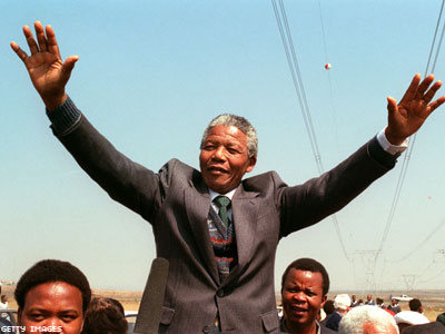 Nelson Mandela, HIV Advocate and Humanitarian, Dies at 95