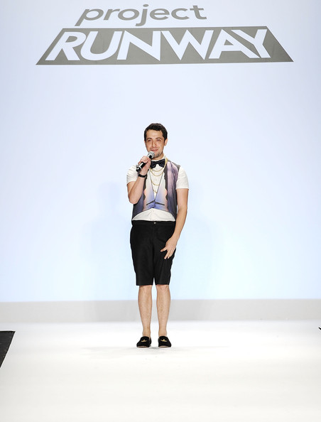 Designing and Disclosing on Project Runway