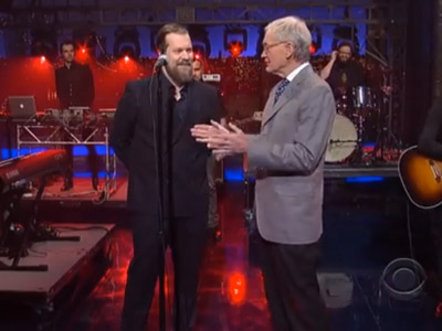 WATCH: HIV-Positive Musician John Grant Live on Letterman