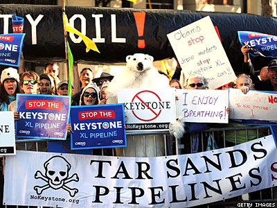 Why Keystone XL and The Tar Sands Battle is an HIV Issue