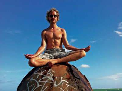 How Yoga Helped Me Choose to Live With HIV, Instead of Dying of AIDS