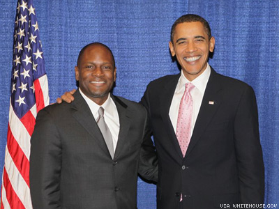 Obama Names First Out Gay, African-American Living with HIV to Lead Office of National AIDS Policy