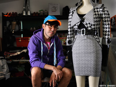 Project Runway's Mondo Guerra on Food, Fashion, Tim Gunn's HIV Concerns, and the 'Cutest Boy Ever'
