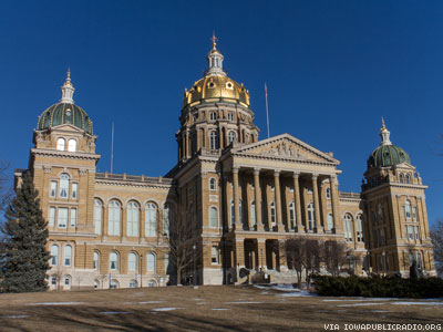 BREAKING: Iowa House Unanimously Approves Changes in HIV-specific Law