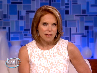 WATCH: Katie Couric Gets a Crash Course in HIV