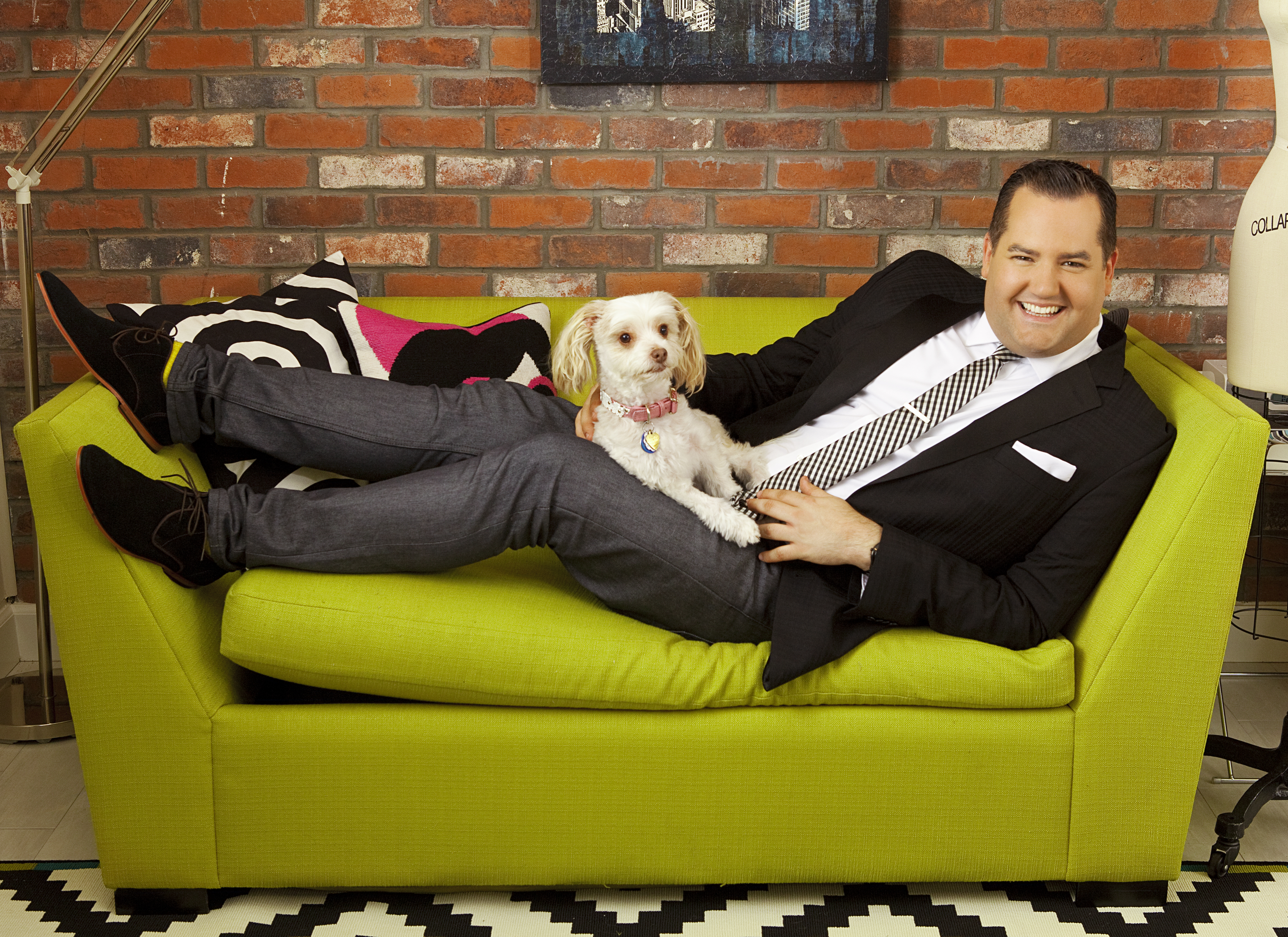 Ross Mathews Says His First HIV Test Was Scary, But Yours Doesn't Have To Be