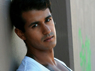 Amazing HIV+ Gay Men: Hussain Turk