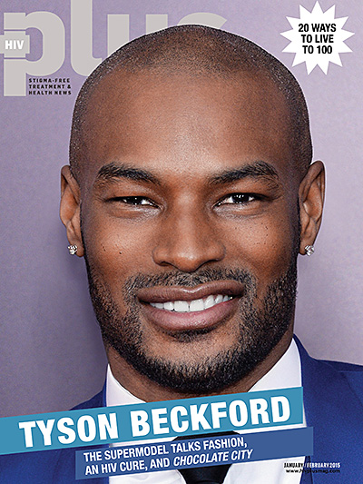 Tyson Beckford Wants to Change the World