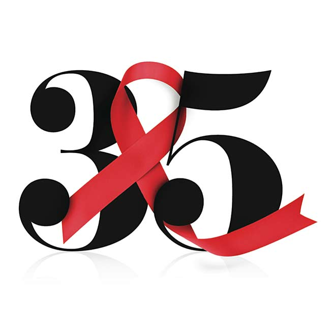 35 Years Of Hiv Aids