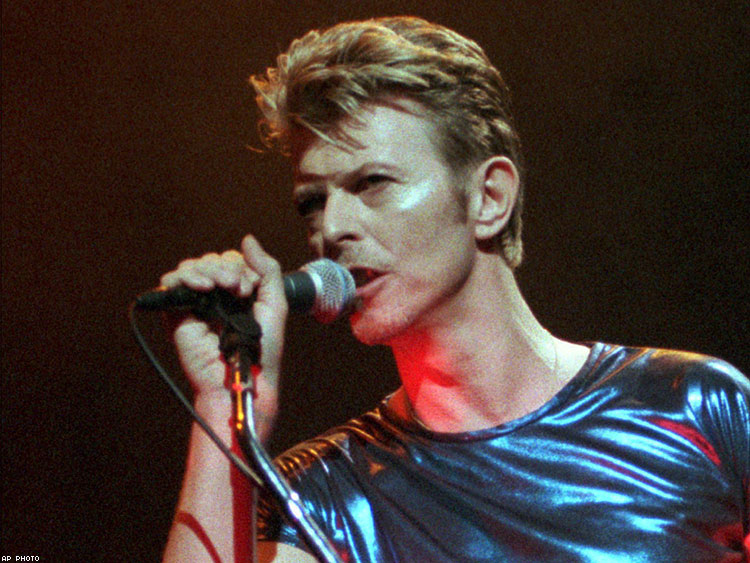 David Bowie, Longtime HIV Activist and Musical Genius, is Dead At 69